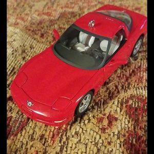 Hallmark 1997 Corvette Ornament